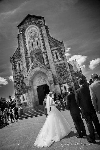 Photographe mariage - Nathalie et J-François GUILLON - photo 14