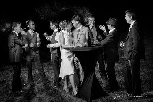 Photographe mariage - Nathalie et J-François GUILLON - photo 13