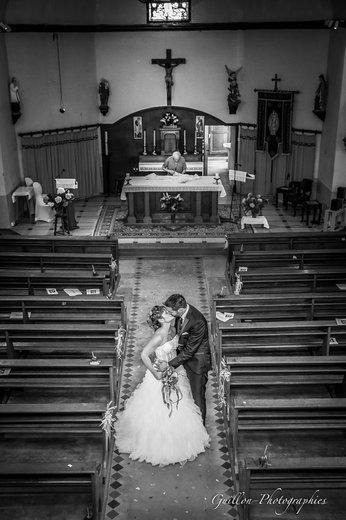 Photographe mariage - Nathalie et J-François GUILLON - photo 12