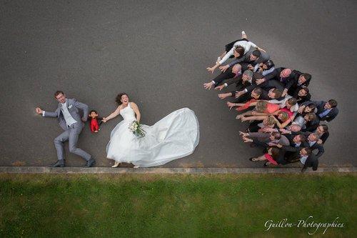 Photographe mariage - Nathalie et J-François GUILLON - photo 5