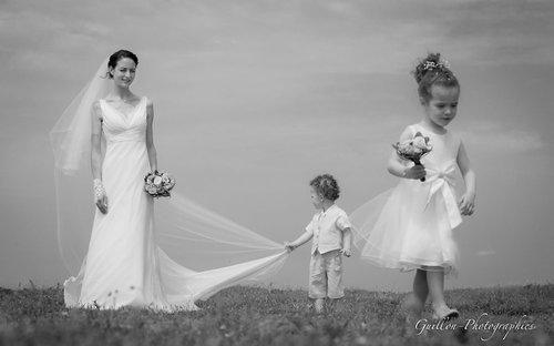 Photographe mariage - Nathalie et J-François GUILLON - photo 21