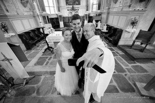 Photographe mariage - Nathalie et J-François GUILLON - photo 11