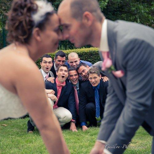 Photographe mariage - Nathalie et J-François GUILLON - photo 2