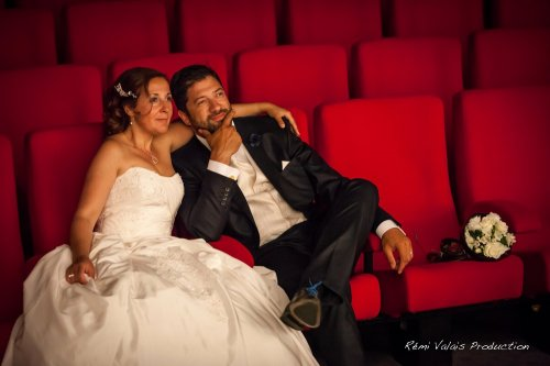 Photographe mariage - REMI VALAIS PRODUCTION - photo 21