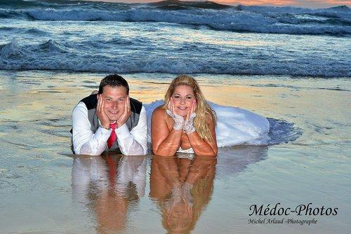 Photographe mariage - arlaud - photo 2