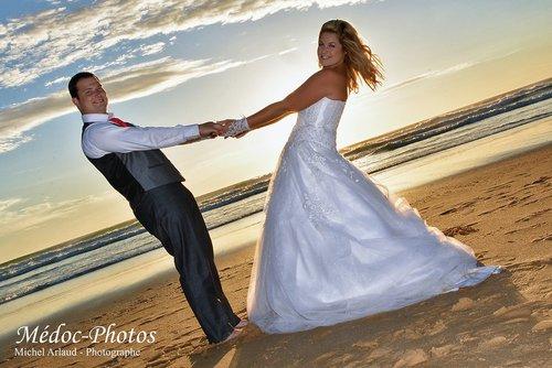 Photographe mariage - arlaud - photo 1