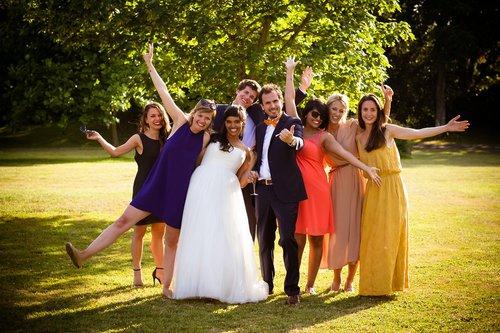 Photographe mariage - Déborah d'Hostel - photo 22