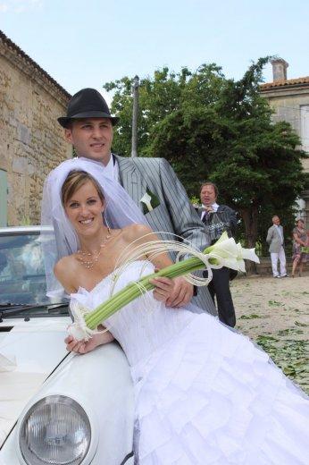 Photographe mariage - Karine Bouchaud Photographies - photo 2
