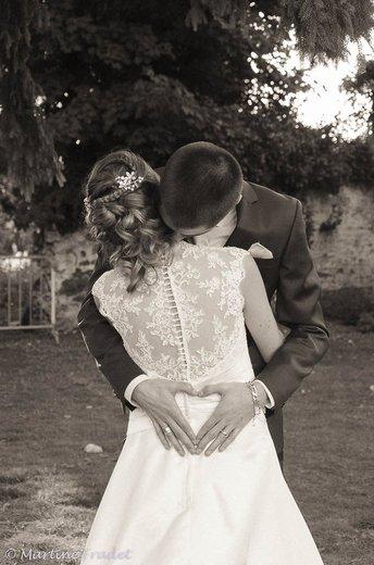Photographe mariage - Martine Fradet - photo 6