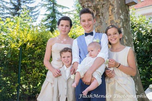 Photographe mariage - flashmendes photographies - photo 2