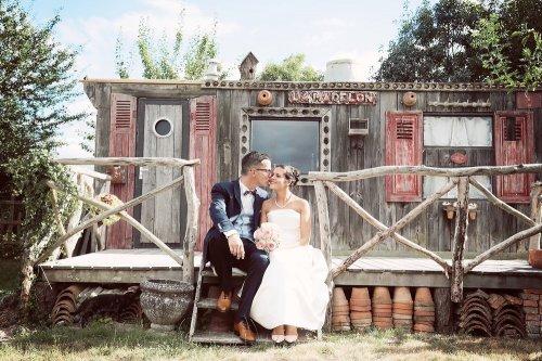 Photographe mariage - Dans mon Jardin Secret  - photo 4