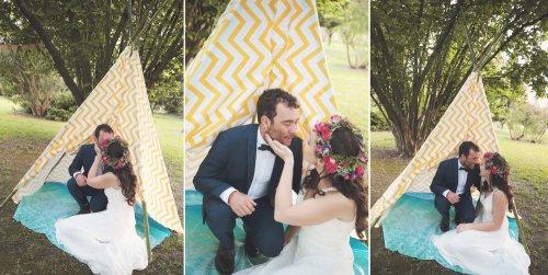 Photographe mariage - Dans mon Jardin Secret  - photo 14
