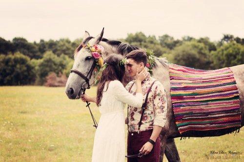 Photographe mariage - Dans mon Jardin Secret  - photo 15