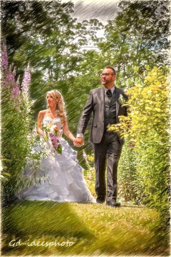 Photographe mariage - G.D idéesphoto - photo 7
