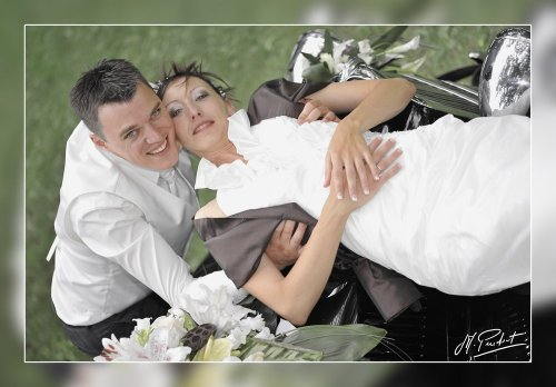 Photographe mariage - JEAN MICHEL PRUDENT - photo 10