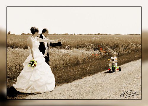 Photographe mariage - JEAN MICHEL PRUDENT - photo 16