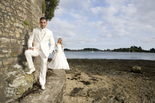 Photographe mariage - Les Photographes du Golfe - photo 8