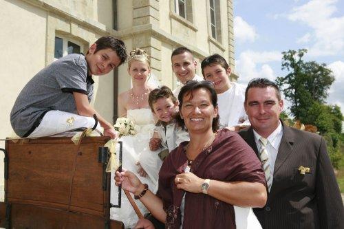 Photographe mariage - Les Photographes du Golfe - photo 16