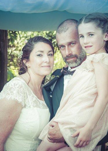 Photographe mariage - virginie dhellemmes flash'on addict photographies - photo 7