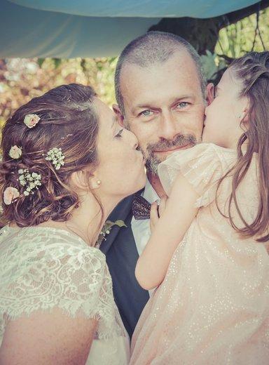 Photographe mariage - virginie dhellemmes flash'on addict photographies - photo 8