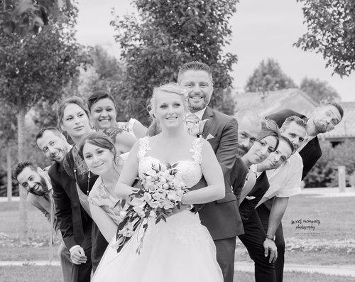 Photographe mariage - virginie dhellemmes flash'on addict photographies - photo 3