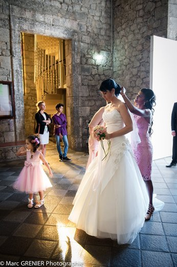 Photographe mariage - MARC GRENIER PHOTOGRAPHE - photo 11