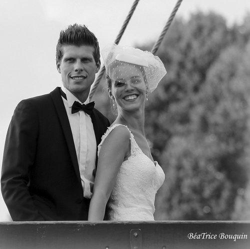 Photographe mariage - Béatrice Bouquin - photo 1