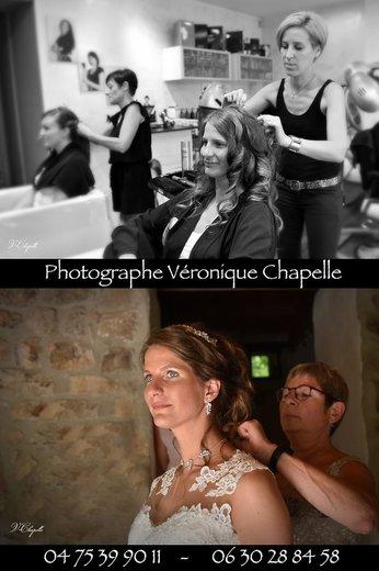 Photographe mariage - VERONIQUE CHAPELLE - photo 25