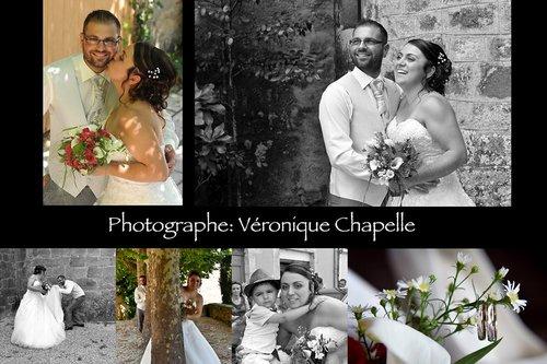 Photographe mariage - VERONIQUE CHAPELLE - photo 24