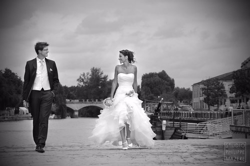 Photographe mariage - Studio Philippe Mazere - photo 6