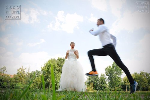 Photographe mariage - Studio Philippe Mazere - photo 8
