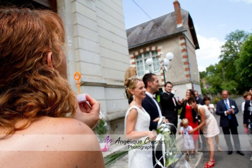 Photographe mariage - Angélique Chesnet Photographe - photo 4
