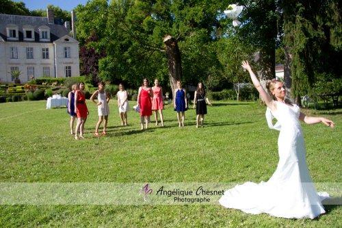 Photographe mariage - Angélique Chesnet Photographe - photo 5