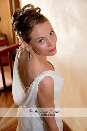 Photographe mariage - Angélique Chesnet Photographe - photo 1