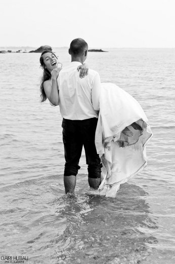 Photographe mariage - Claire Huteau - photo 18
