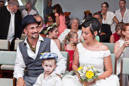 Photographe mariage - Claire Huteau - photo 10