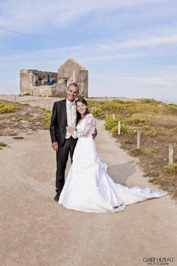 Photographe mariage - Claire Huteau - photo 19