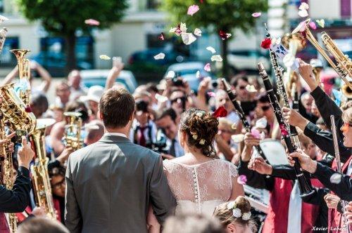 Photographe mariage - Xavier Lebert Photographie - photo 8