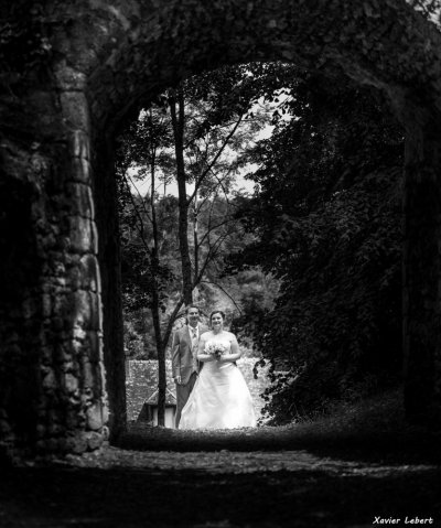 Photographe mariage - Xavier Lebert Photographie - photo 5