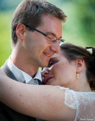 Photographe mariage - Xavier Lebert Photographie - photo 6