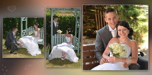 Photographe mariage - Photo Bizet - photo 13