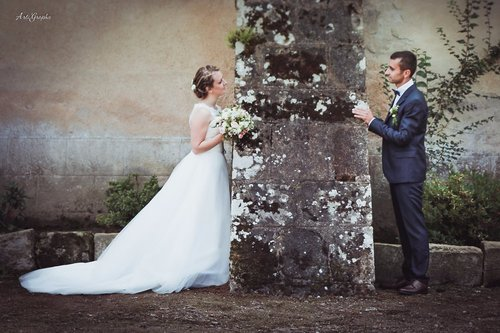 Photographe mariage - Arti'Graphie - photo 20