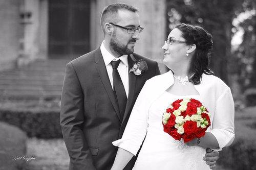 Photographe mariage - Arti'Graphie - photo 2