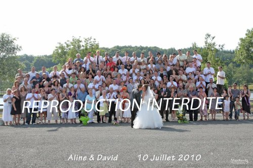 Photographe mariage - Sandrine Marchand  - photo 14