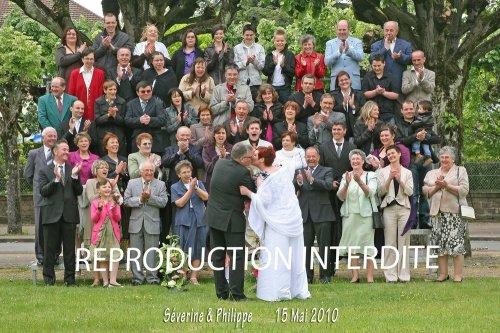 Photographe mariage - Sandrine Marchand  - photo 15