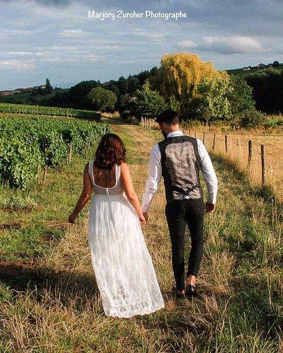 Photographe mariage - Zurcher Marjory - photo 9