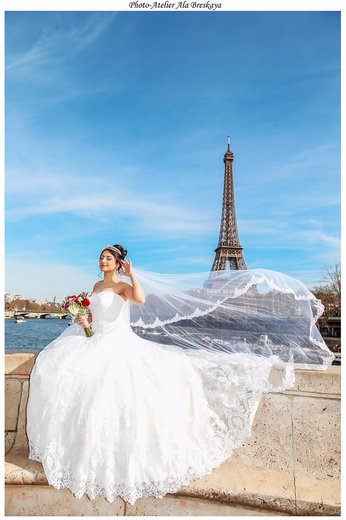 Photographe mariage - Ala Breskaya - photo 9