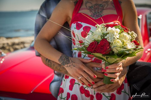 Photographe mariage - Laurence Poullaouec Photography - photo 12