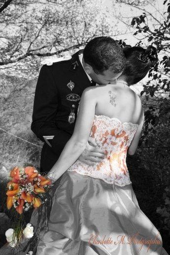 Photographe mariage - Charlotte M. Photographie - photo 26