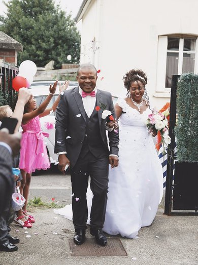 Photographe mariage - Léa Guyader - photo 4